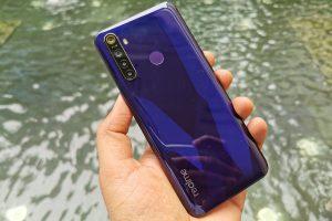 realme smartphone online