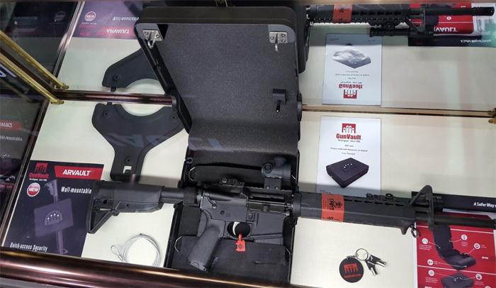 ar 15 gun cabinet